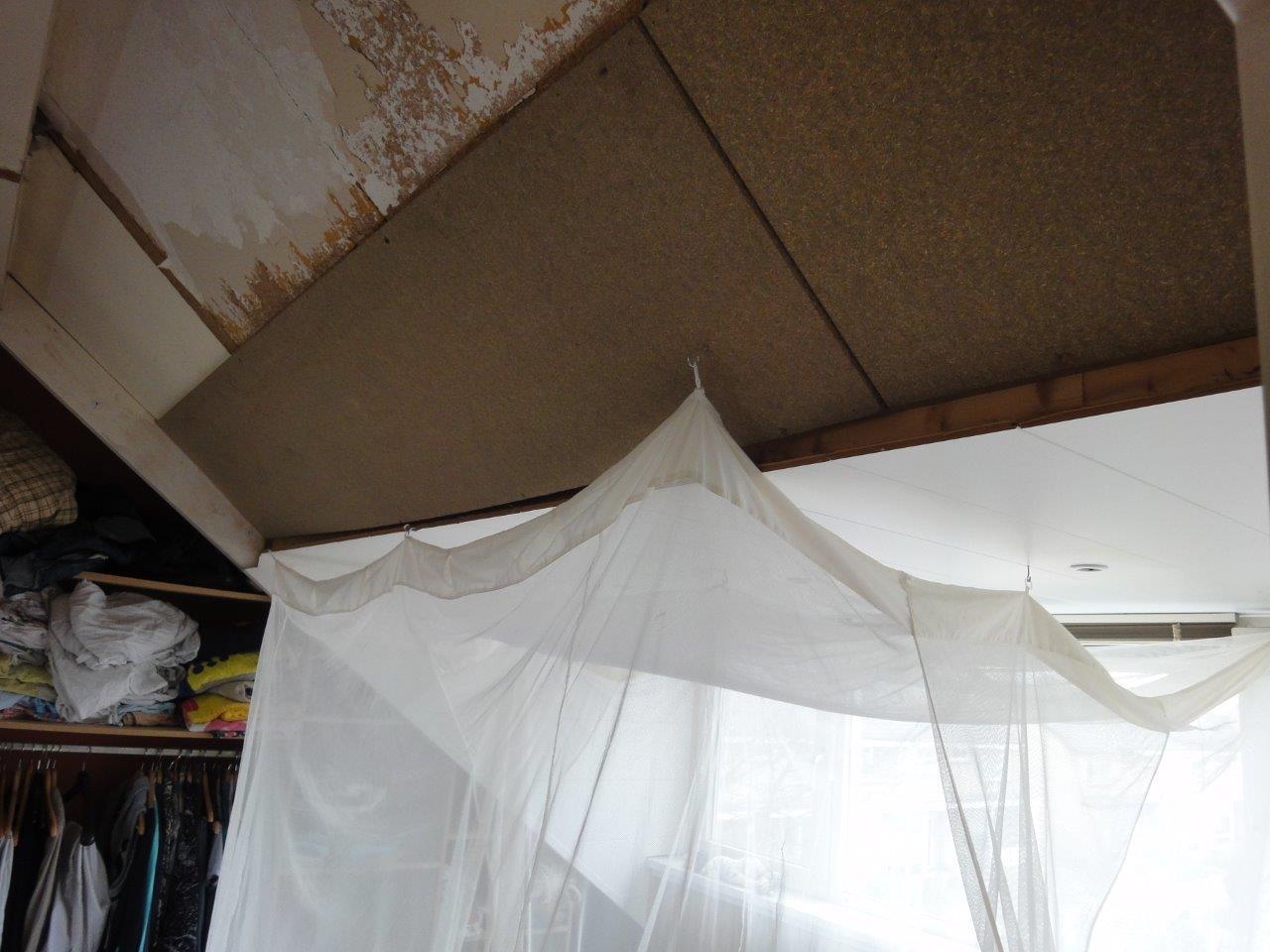 Constructie vergeten bij dakkapel